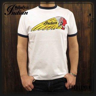 インディアンモーターサイクル 「INDIAN FACE」Tシャツ