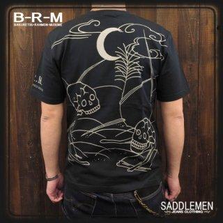 爆裂爛漫娘(B-R-M)「野晒しドクロ」Tシャツ