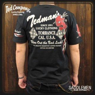 TEDMAN(テッドマン)「TEDMAN'S CLOTHING」Tシャツ
