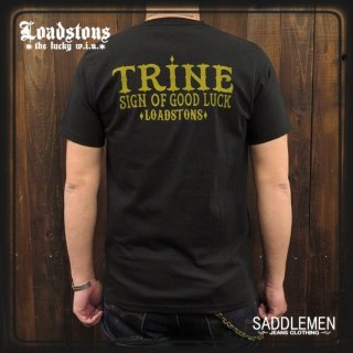 LOADSTONS「TRINE SIGN」Tシャツ