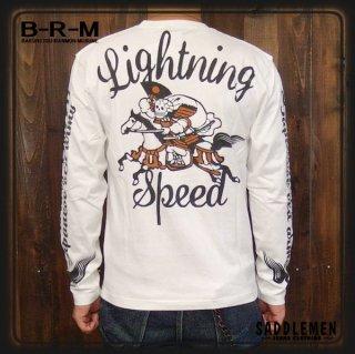 爆裂爛漫娘(B-R-M)ロングTシャツ