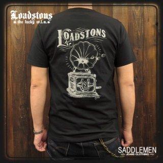 LOADSTONS 「Gramophone」Tシャツ