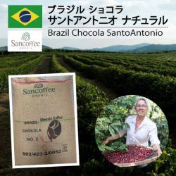 <img class='new_mark_img1' src='https://img.shop-pro.jp/img/new/icons25.gif' style='border:none;display:inline;margin:0px;padding:0px;width:auto;' />【8月特売】ブラジル ショコラ サントアントニオ(Brazil Chocola)