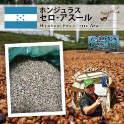 ホンジュラス セロ アスール(Honduras Finca Cerro Azul)