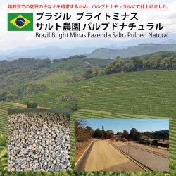 <img class='new_mark_img1' src='https://img.shop-pro.jp/img/new/icons14.gif' style='border:none;display:inline;margin:0px;padding:0px;width:auto;' />ブラジル ブライトミナス サルト農園 パルプドナチュラル(Brazil Bright Minas  Fazenda Salto Pulped Natural)