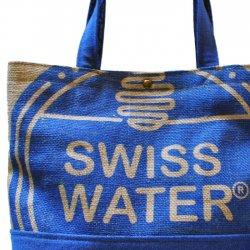 【一点もの】麻トートバッグ [swisswater]