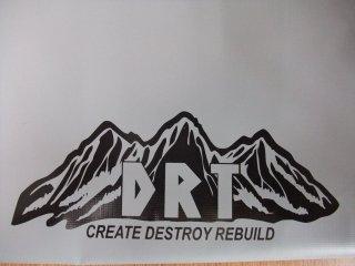 DRT ドライパック グレー