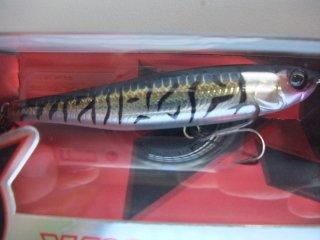 ジャッカル ライザーベイト007R 8g RISERフラッシュタイガー