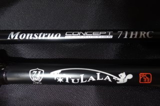 ツララ モンストロ71  送料が別途必要です。 近県は2000円〜九州、東北は4000円)が別途必要です。 代引き不可