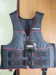 デプス フローティングジャケット