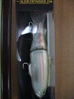 デプス スライドスイマー250 180g レインボートラウト