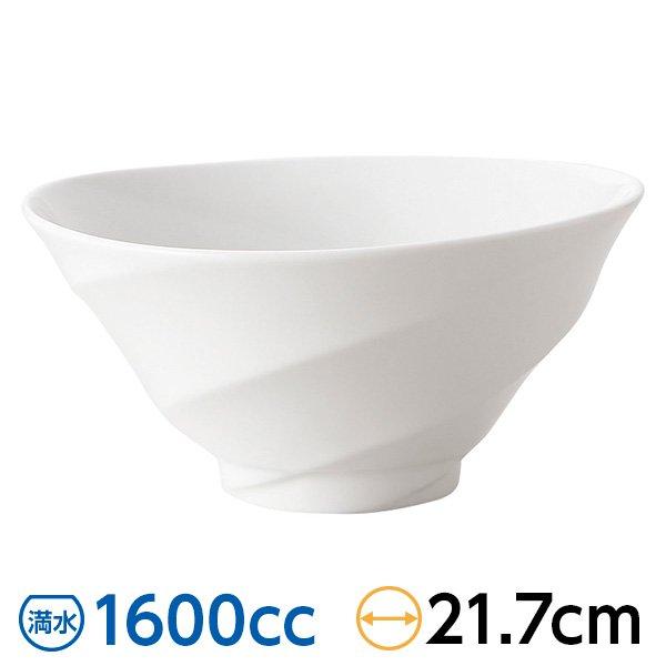 ラーメン丼 ブリーズボール 和食器 白いどんぶり おしゃれ 日本製 業務用 40%OFF 59-142-0020