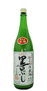 黒田武士 にごり酒 1.8L