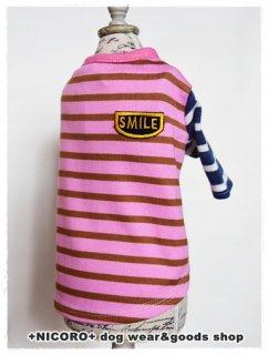 アースカラーMIX*Tシャツ PINK