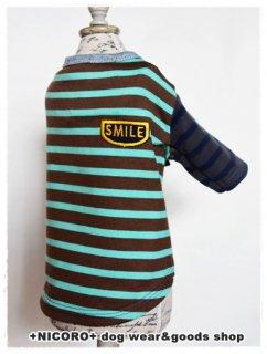アースカラーMIX*Tシャツ BROWN