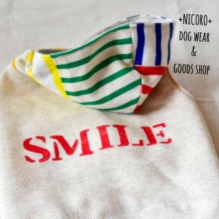 SMILEパーカー*オートミール