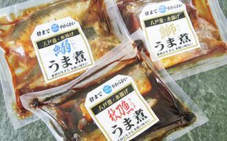 うま煮シリーズ(3種)【株式会社マルヌシ】