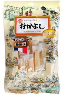 なかよし(カマンベール入り) 50g【花万食品株式会社】