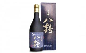 八鶴 大吟醸 720ml【八戸酒類株式会社】