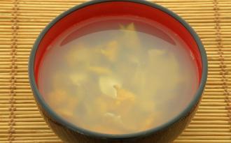 いちご煮スープスタンドパック【味の海翁堂】