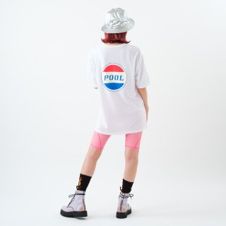 【PS-TEE02】Retro POOL Tee(吸水速乾素材)