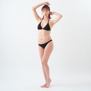 【BK-002】ストレッチレースランジェリービキニ  |Stretch lace lingerie bikini(ストレッチレース素材)