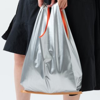 【PS-BG-002】マーケットバッグ / Market BAG (Rubberized 2way×Leather)