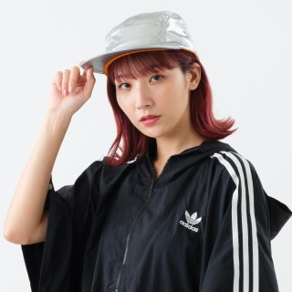 【PS-HD-001】 ジェットキャップ / CAMP CAP (Rubberized 2way×Leather)