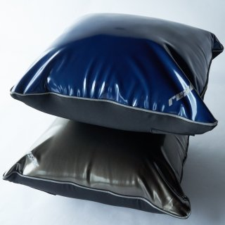 【RLS-HM-001】リフレクターパイピング エナメル&2way クッション / Reflector Piping Cushion(Rubberized × 2way)