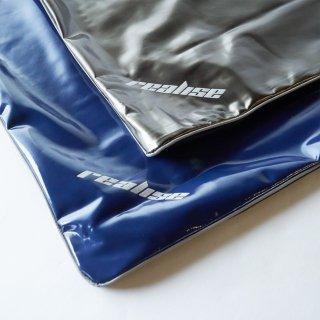 【RLS-HM-002】リフレクターパイピング エナメル&2way クッションカバー / Reflector Piping Cushion Cover(Rubberized × 2way)