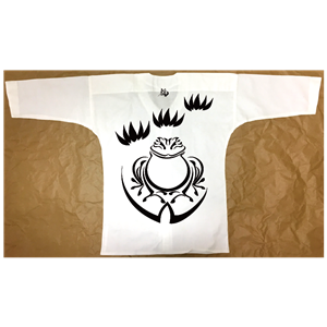 <img class='new_mark_img1' src='//img.shop-pro.jp/img/new/icons5.gif' style='border:none;display:inline;margin:0px;padding:0px;width:auto;' />福蛙/Good fortune Frog【UNISEX】