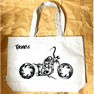 Tote Bag【chopper】