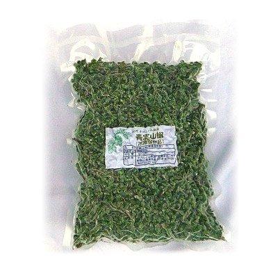冷凍青実山椒E(枝付き)500g