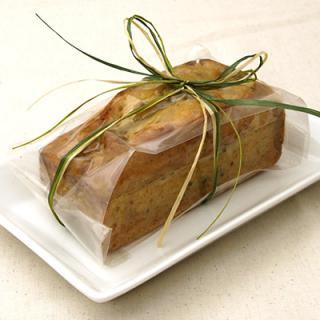 【限定販売】山椒パウンドケーキ プレーン(緑リボン)