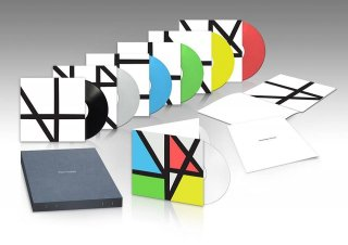 New Order『Music Complete-Deluxe Vinyl Box Set』20%オフ!期間限定特別価格!<br>《8LP+DLコード》<br>《MUTEロゴステッカー付》<br>