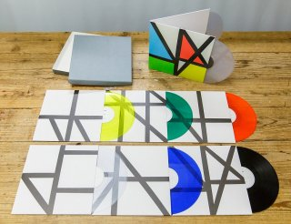 《SUMMER SALE 40% OFF》<br>New Order『Music Complete-Deluxe Vinyl Box Set』<br>《限定生産》《8LP+DLコード》<br>