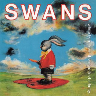 《SUMMER SALE 40% OFF》<br>Swans『WHITE LIGHT FROM THE MOUTH OF INFINITY』《2LP+DL/輸入 》