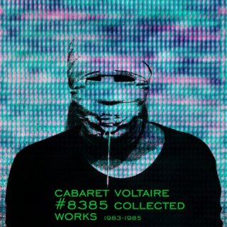 《SUMMER SALE 40% OFF》<br>Cabaret Voltaire『#8385 (COLLECTED WORKS 1983-1985)  』《4LP+6CD+2DVD/輸入盤 》