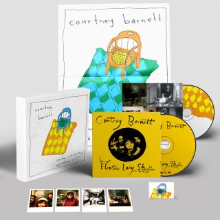 《SALE 40%OFF》Courtney Barnett: Sometimes I Sit And Think, And Sometimes I Just Sit (Special Edition)
