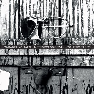 2019年12月6日発売<br>Cabaret Voltaire<br>『METHODOLOGY '74-'78. Attic Tapes』<br>《輸入盤/7LP》[限定盤]