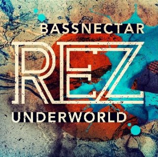 UNDERWORLD<br>『Rez (Bassnectar Remix))』<br>《国内盤CD》