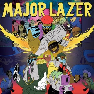 MAJOR LAZER<br>『Free the Universe』<br>《国内盤CD》