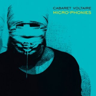 CABARET VOLTAIRE  <br>『Micro-phonies』<br>《国内盤CD》<br>《MUTE ロゴ・ステッカー付 !》