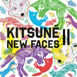 various artists<br>��Kitsun��� New Faces 2�� <br>��͢����CD/���ա�