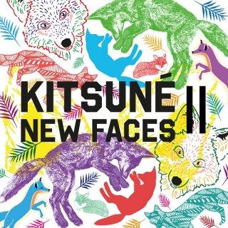 various artists<br>「Kitsuné New Faces 2」 <br>《輸入盤CD/帯付》