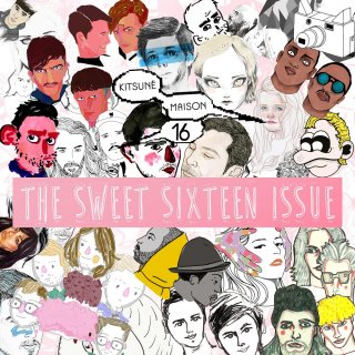 various artists<br>「Kitsuné Maison 16 sweet sixteen issue (Deluxe Edition)」 <br>《輸入盤CD/帯付》