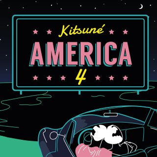 various artists<br>「Kitsuné America 4」 <br>《輸入盤CD/帯付》