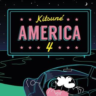 various artists<br>「Kitsuné America 4」 <br>《輸入盤CD/帯付》
