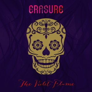 Erasure<br>「The Violet Flame &#8211; Deluxe edition」 <br>《輸入盤CD/ 帯・解説付》<br>《MUTE ロゴ・ステッカー付 !》