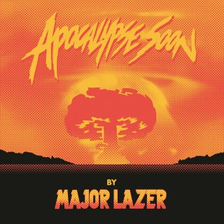Major Lazer<br>『Apocalypse Soon EP』<br>《国内盤CD》